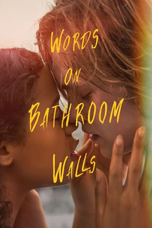movie poster for Words On Bathroom Walls