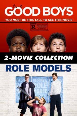 movie poster for Good Boys / Role Models 2-Movie Collection