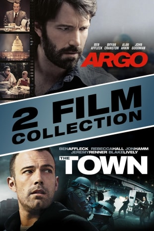 movie poster for Argo (2012)/The Town (2010)