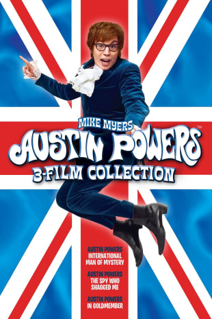 movie poster for Austin Powers 3-Film Collection