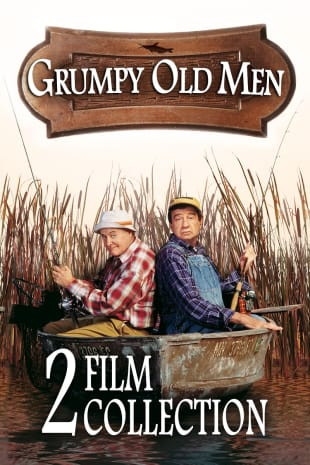 movie poster for Grumpy Old Men/Grumpier Old Men