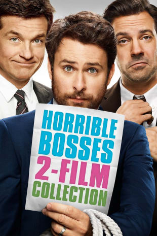 movie poster for Horrible Bosses 1 & 2