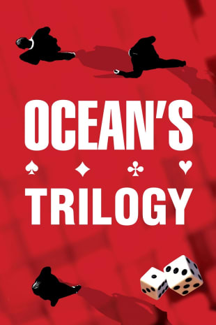 movie poster for Ocean's Trilogy