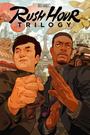 movie poster for Rush Hour 3-Film Collection