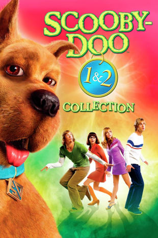movie poster for Scooby-Doo: Movie 1 and 2