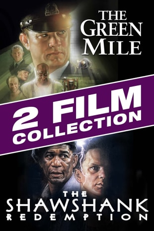 movie poster for The Shawshank Redemption / The Green Mile 2-Film Collection