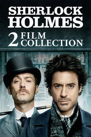movie poster for Sherlock Holmes Bundle