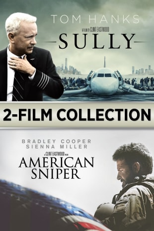 movie poster for Sully & American Sniper Bundle