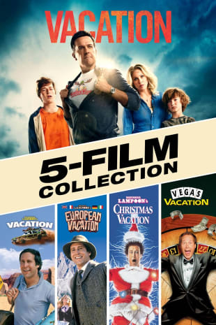 movie poster for Vacation 5-Film Collection