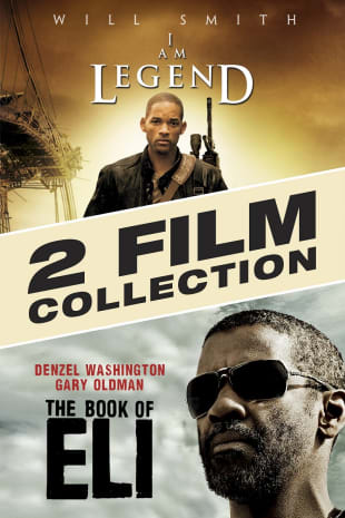 movie poster for The Book of Eli/I Am Legend 2-Film Collection
