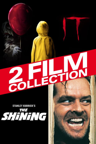 movie poster for It (2017) / The Shining 2-Film Collection