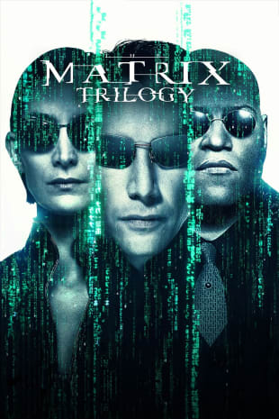 movie poster for The Complete Matrix Trilogy