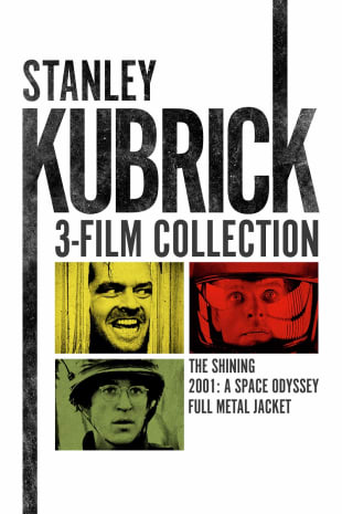 movie poster for Kubrick 3-Film Collection