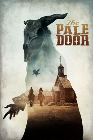 movie poster for The Pale Door
