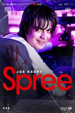 movie poster for Spree