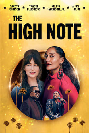 movie poster for The High Note