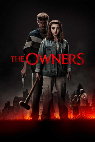 movie poster for The Owners
