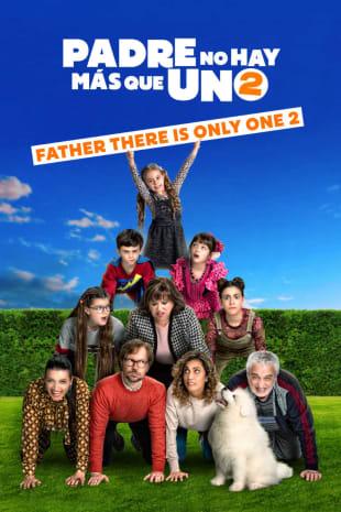 movie poster for Padre no hay mas que uno 2