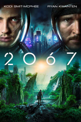 movie poster for 2067