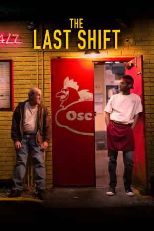 movie poster for The Last Shift