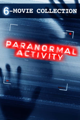 movie poster for Paranormal Activity 1-6 Collection