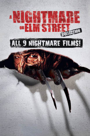 movie poster for Nightmare on Elm Street Collection
