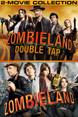 movie poster for Zombieland 2-Movie Collection