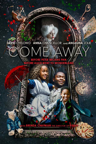 movie poster for Come Away