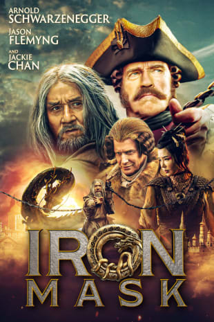 movie poster for Iron Mask