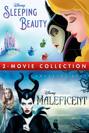 movie poster for Maleficent / Sleeping Beauty 2-Movie Collection