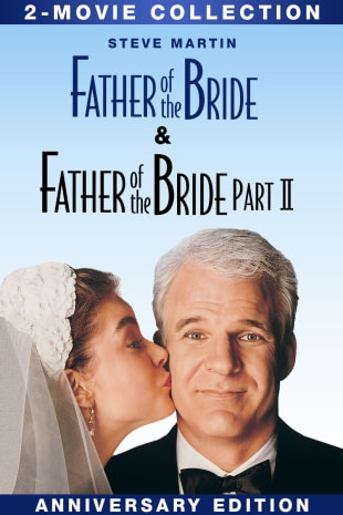movie poster for Father Of The Bride Bundle