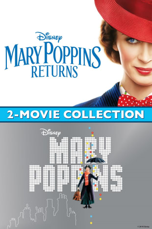 movie poster for Mary Poppins/Mary Poppins Returns Bundle