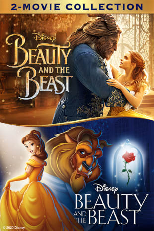 movie poster for Beauty And The Beast 2-Movie Collection