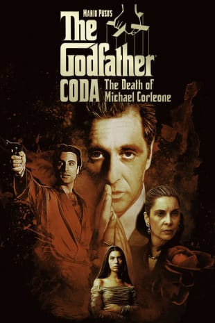 movie poster for The Godfather, Coda