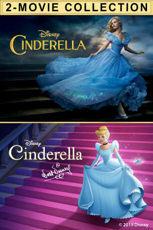 movie poster for Cinderella / Cinderella (2015) Bundle