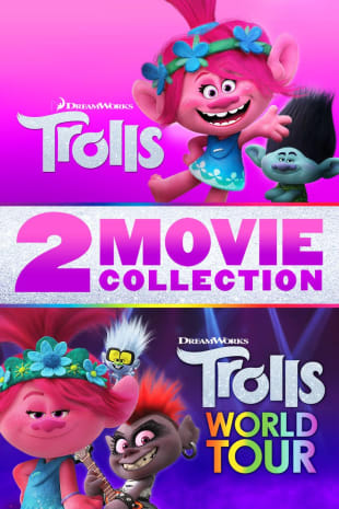 movie poster for Trolls: 2-Movie Collection