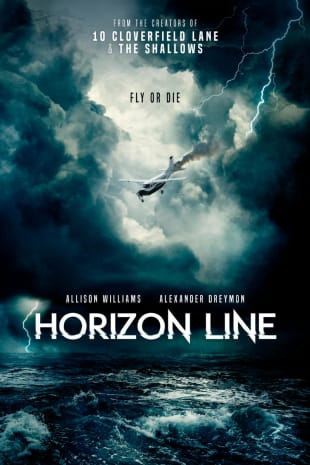 movie poster for Horizon Line
