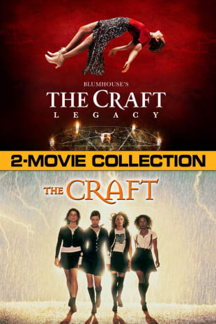 movie poster for THE CRAFT 2-MOVIE COLLECTION