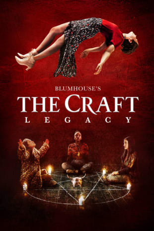 movie poster for Blumhouse's The Craft: Legacy
