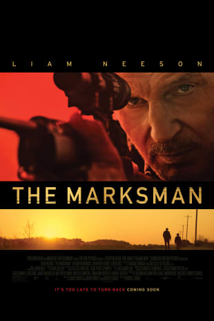 movie poster for The Marksman