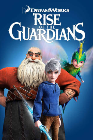 movie poster for Rise Of The Guardians