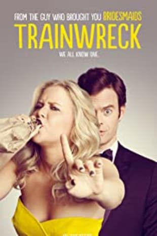 movie poster for Trainwreck