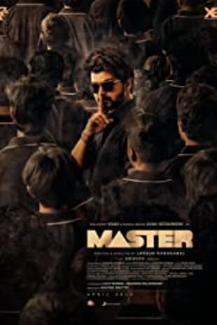 movie poster for Master