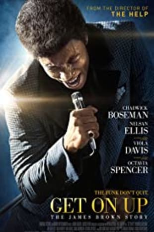 movie poster for Get On Up (Fathom)