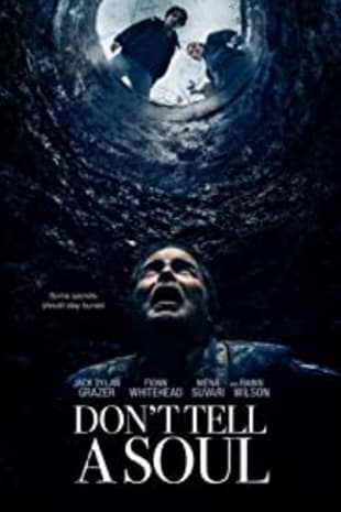 movie poster for Don't Tell A Soul