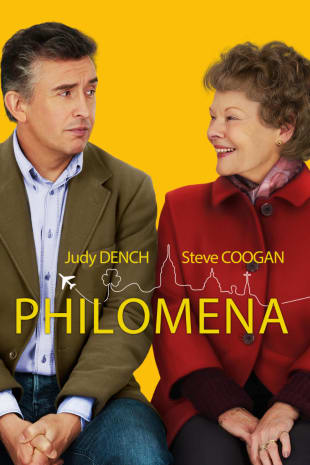 movie poster for Philomena