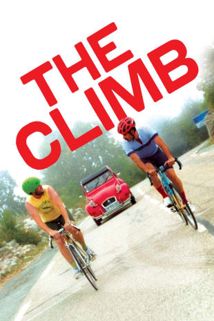 movie poster for The Climb