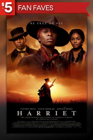 movie poster for Harriet