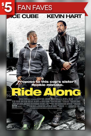 movie poster for Ride Along
