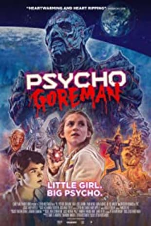 movie poster for PG: Psycho Goreman